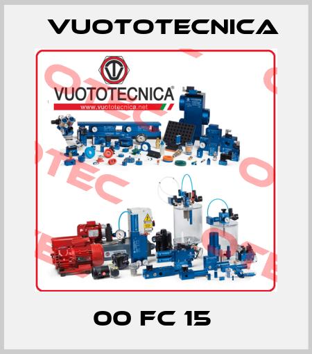 Vuototecnica-00 FC 15  price