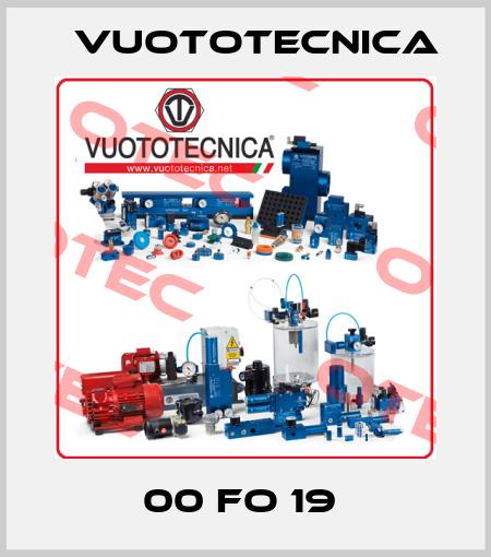 Vuototecnica-00 FO 19  price