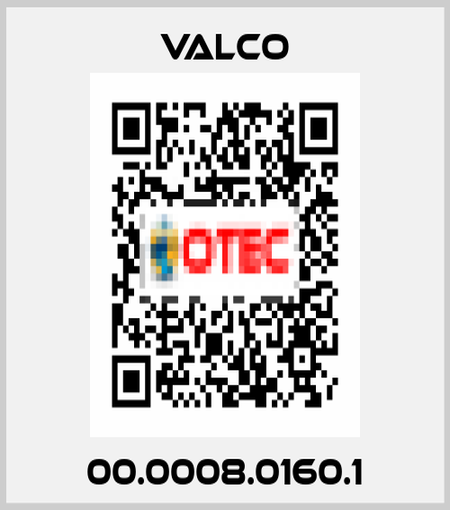 Valco-00.0008.0160.1 price