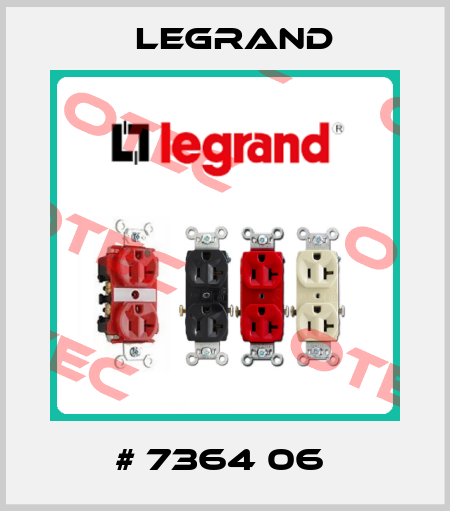 Legrand-# 7364 06  price
