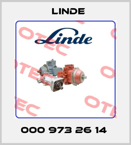 Linde-000 973 26 14  price