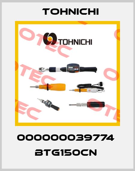 Tohnichi-000000039774  BTG150CN  price