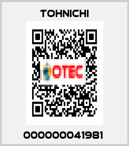 Tohnichi-000000041981  price
