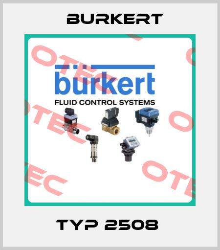 Burkert-Typ 2508  price