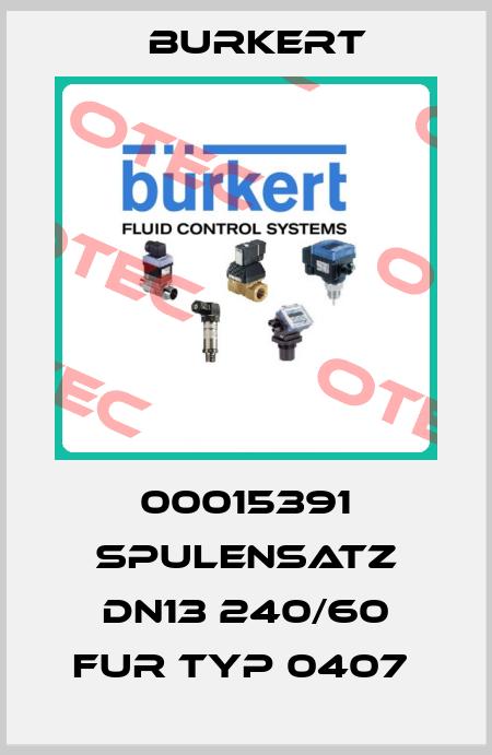 Burkert-00015391 SPULENSATZ DN13 240/60 FUR TYP 0407  price