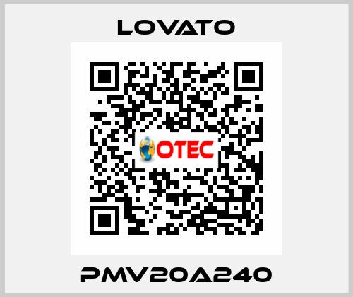 Lovato-000470 / PMV20A240  price