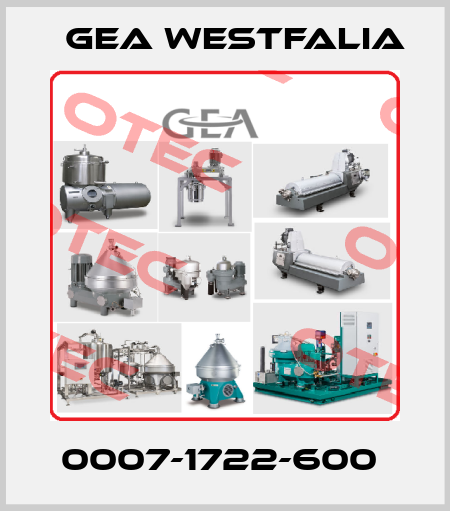 Gea Westfalia-0007-1722-600  price