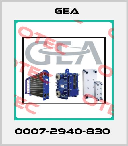 Gea-0007-2940-830  price