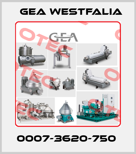 Gea Westfalia-0007-3620-750  price