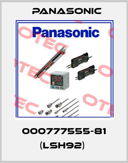 Panasonic-000777555-81 (LSH92)  price