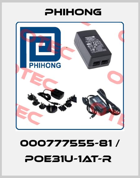 Phihong-000777555-81 / POE31U-1AT-R  price
