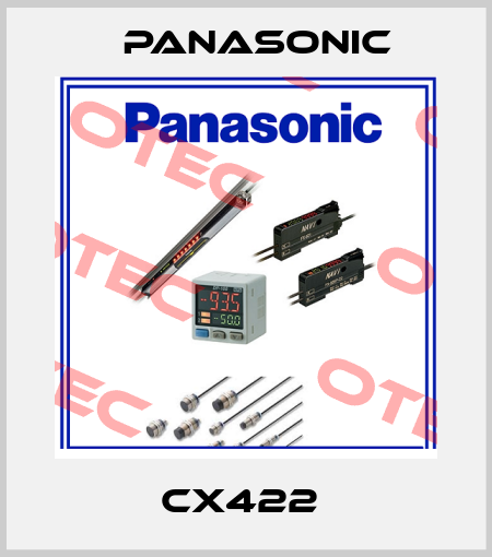 Panasonic-CX422  price