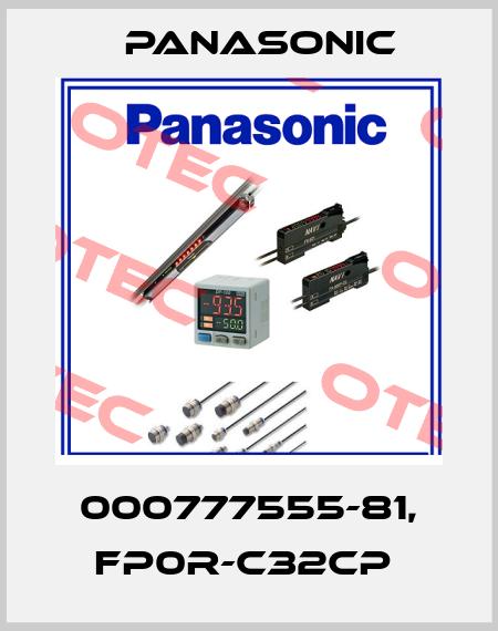 Panasonic-000777555-81, FP0R-C32CP  price