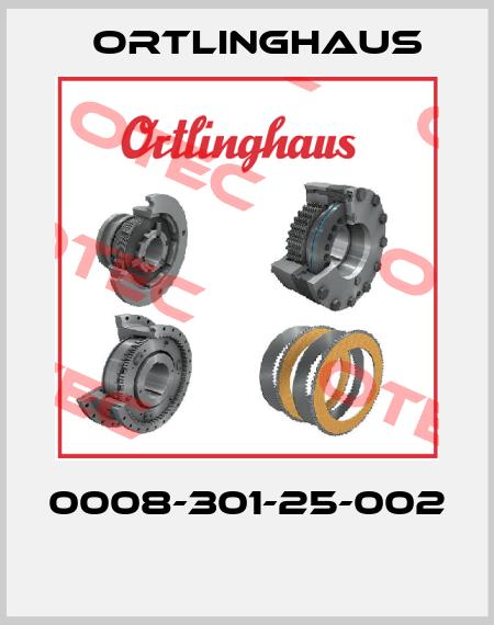 Ortlinghaus-0008-301-25-002  price