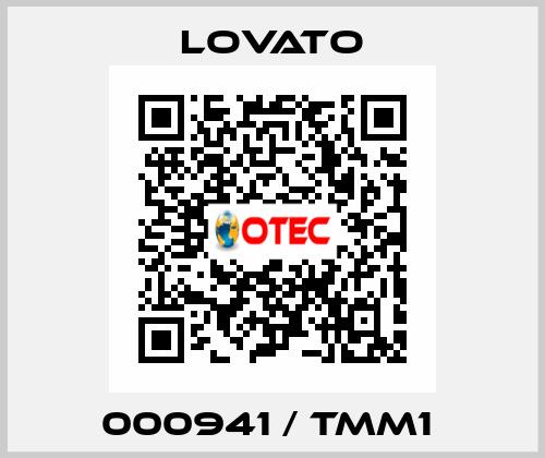Lovato-000941 / TMM1  price