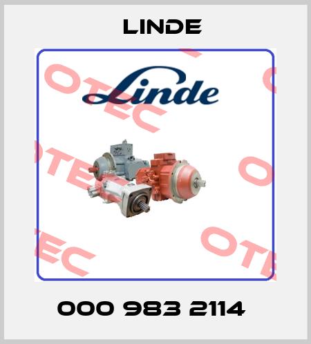 Linde-000 983 2114  price
