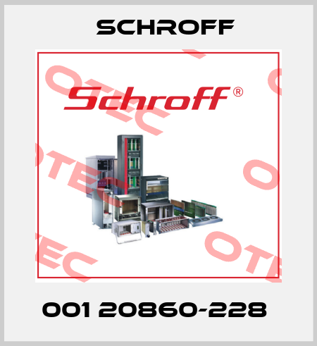 Schroff-001 20860-228  price