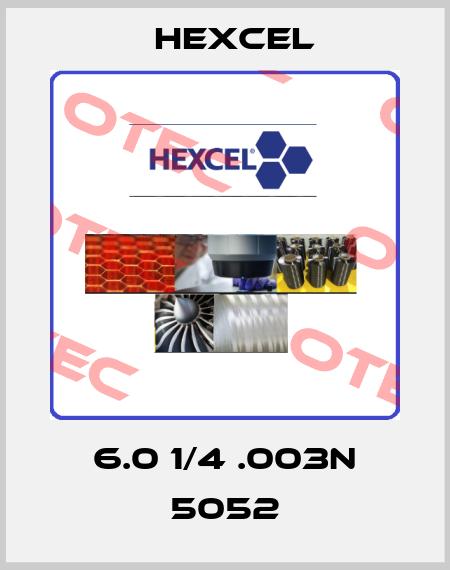Hexcel-6.0 1/4 .003N 5052  price