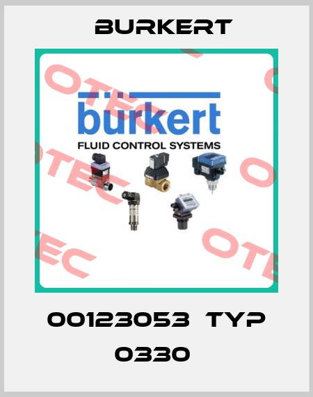 Burkert-00123053  TYP 0330  price