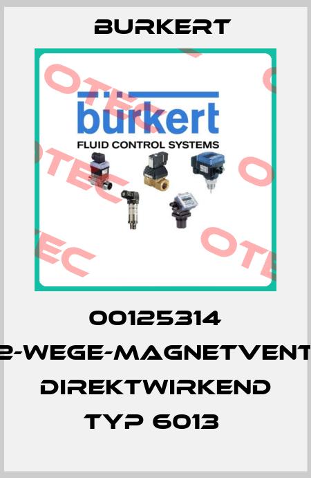Burkert-00125314 2/2-WEGE-MAGNETVENTIL, DIREKTWIRKEND TYP 6013  price