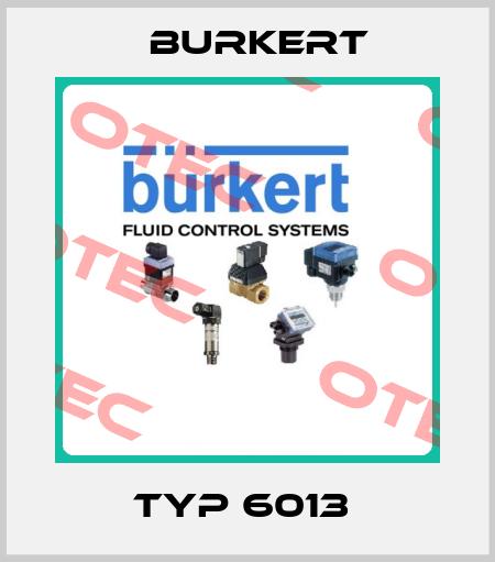 Burkert-Typ 6013  price