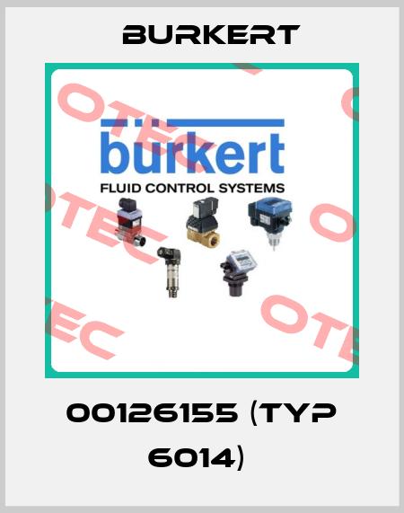 Burkert-00126155 (Typ 6014)  price