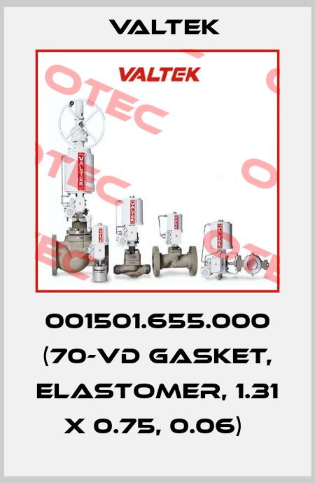 Valtek-001501.655.000 (70-VD GASKET, ELASTOMER, 1.31 X 0.75, 0.06)  price