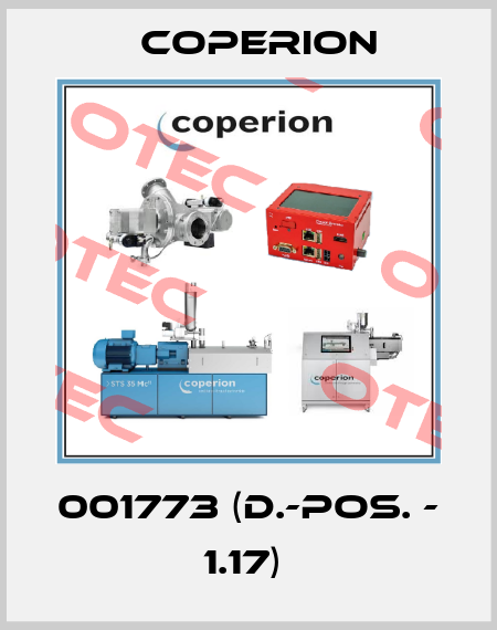 Coperion-001773 (D.-POS. - 1.17)  price