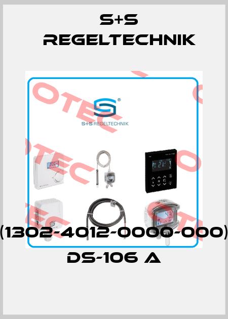 S+S REGELTECHNIK-(1302-4012-0000-000) DS-106 A price