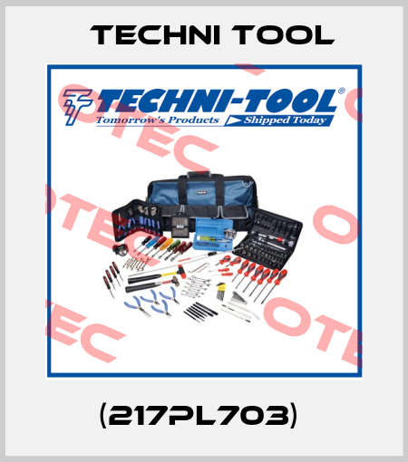 Techni Tool-(217PL703)  price