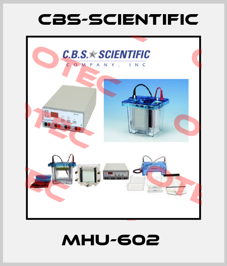 CBS-SCIENTIFIC-MHU-602  price