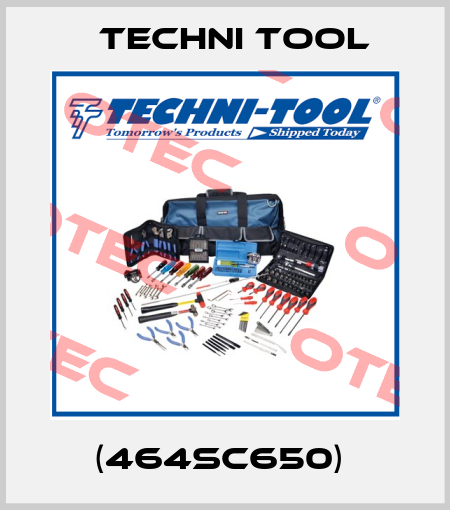 Techni Tool-(464SC650)  price
