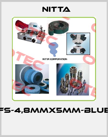 Nitta moore-FS-4,8MMX5MM-BLUE  price