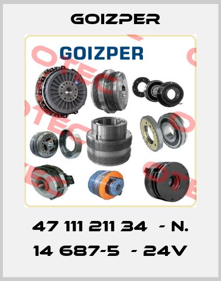 Goizper-- 47 111 211 34  - N. 14 687-5  - 24V =  price