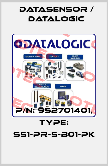 Datasensor / Datalogic-(952701401) S51-PR-5-B01-PK  price
