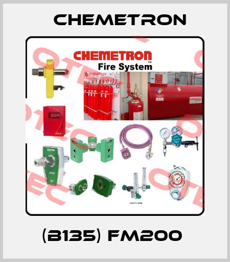 Chemetron-(B135) FM200  price