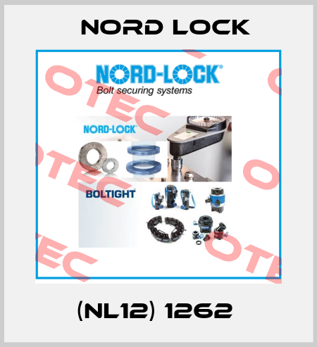 Nord Lock-(NL12) 1262  price