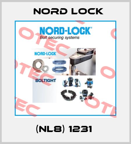 Nord Lock-(NL8) 1231  price