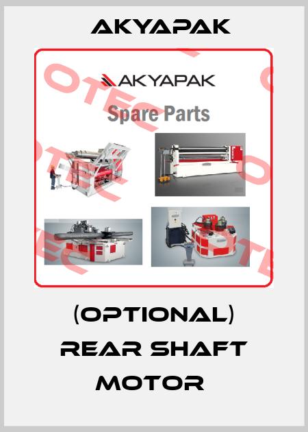 Akyapak-(OPTIONAL) REAR SHAFT MOTOR  price