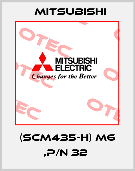 Mitsubishi-(SCM435-H) M6 ,P/N 32  price