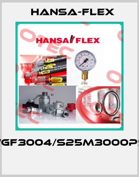 HANSA-FLEX-(WGF3004/S25M3000PSI)  price
