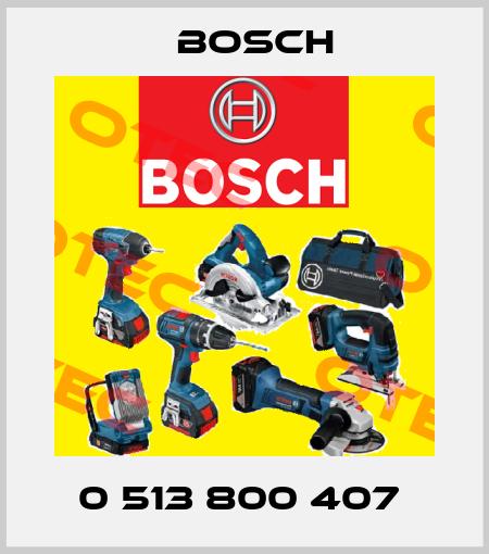 Bosch-0 513 800 407  price