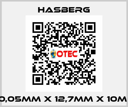 Hasberg-0,05MM X 12,7MM X 10M  price