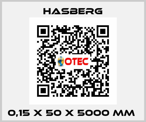 Hasberg-0,15 X 50 X 5000 MM  price