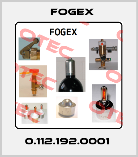 Fogex-0.112.192.0001  price