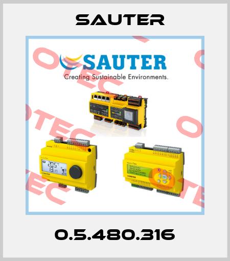 Sauter-0.5.480.316 price